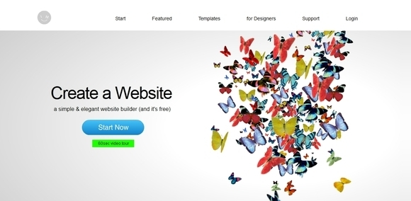 IMCreator - best website builder