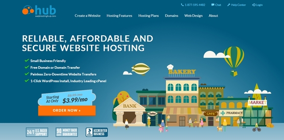 Web Hosting Hub - web hosting reviews 2015