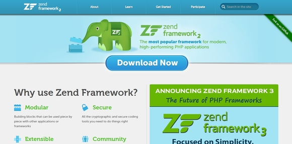 Zend - php
