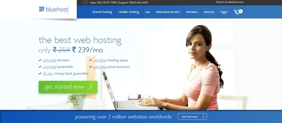 GreenGeeks - best web hosting