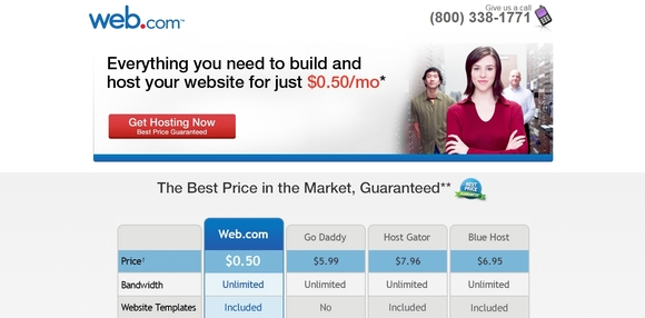 Web - best web hosting