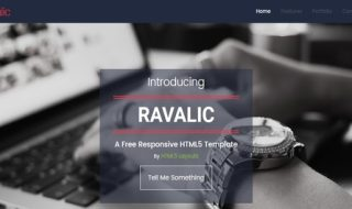 free html5 templates 2015