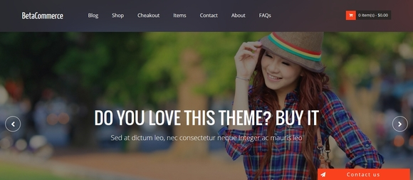 Betacommerce - free blogger templates 2015