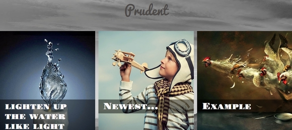 Prudent - blogger templates