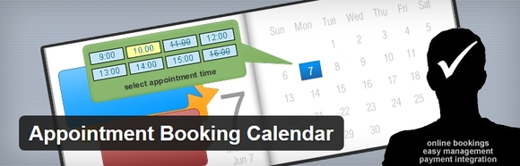 Appointment Booking Calendar - wordpress calendar plugins