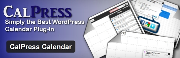 CalPress Calendar - wordpress events calendar