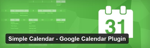 Google Calendar Plugin - wordpress event calendar