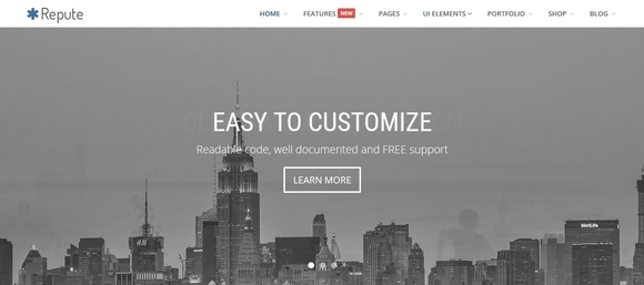 Repute - html5 templates