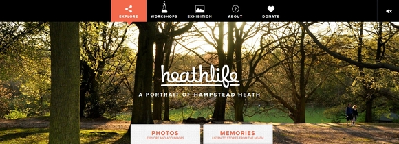 Heathlife - Clever Fixed header effects