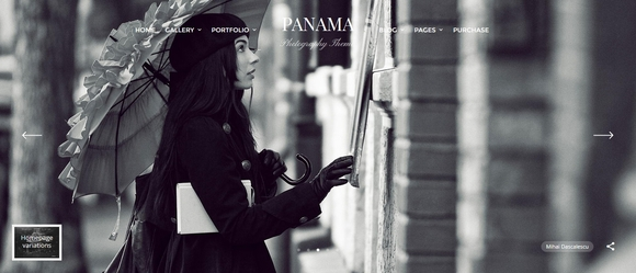 Panama - wordpress themes 2015