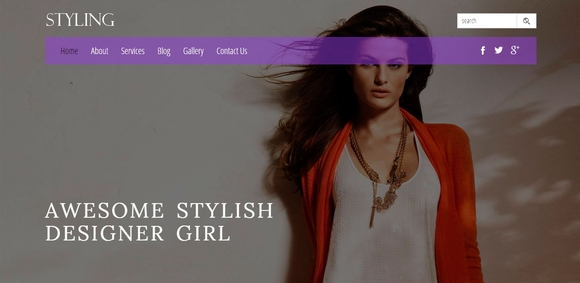 Styling - bootstrap templates 2015