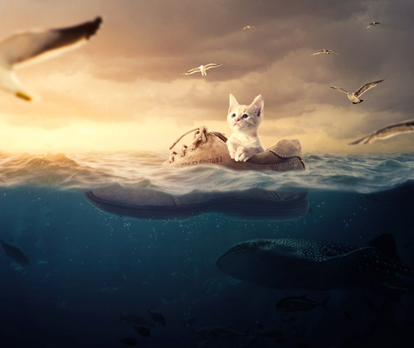 Best Free Photoshop Tutorials Effects 2015