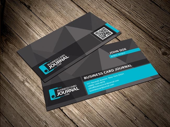 Cool & Unique Business Card Template - business cards templates 2016