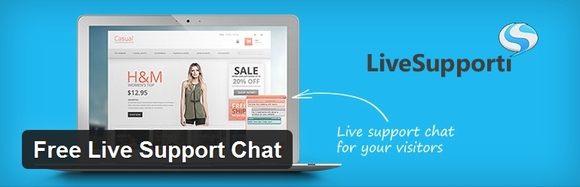 Free Live Support Chat - free wordpress plugins 2015