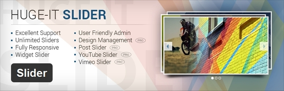 Slider - free wordpress plugins