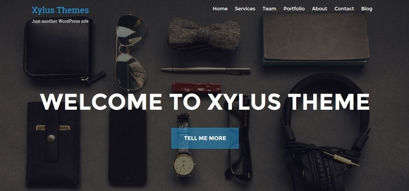 XT Corporate lite - wordpress themes free