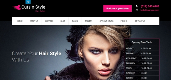 CutsNStyle Lite - free themes