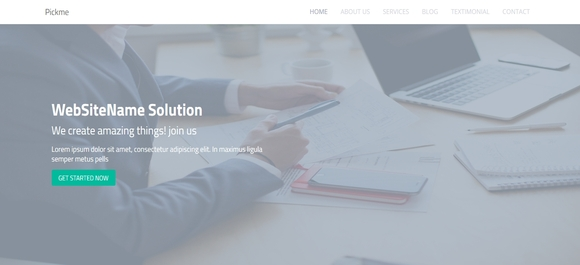 free bootstrap templates 2016