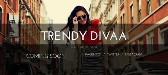 Trendy Divaa - free website templates 2015